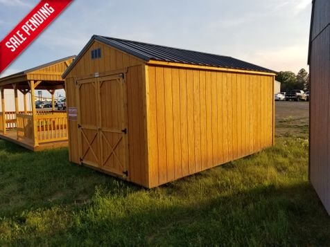 2020 Old Hickory Buildings 10x16  Utility  Shed 7ft Walls in Dickinson, ND
