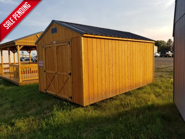 2020 Old Hickory 10x16 Utility Shed 7ft Walls