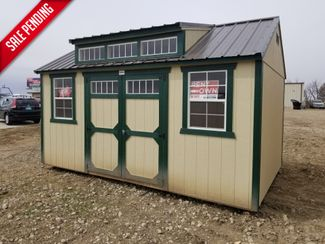 2020 Old Hickory Sheds 10x16 Utility Dormer in Dickinson, ND 58601