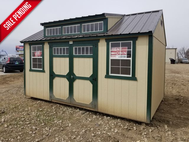 2020 Old Hickory 10x16 Utility Dormer in Dickinson, ND 58601