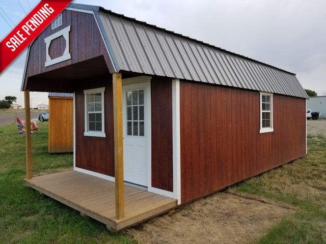 2020 Old Hickory 12x28 Play House Shed