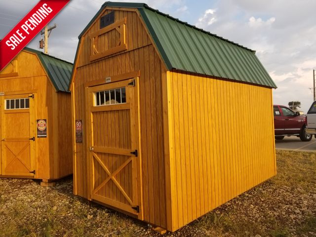 2020 Old Hickory 8x12 Lofted Barn Shed