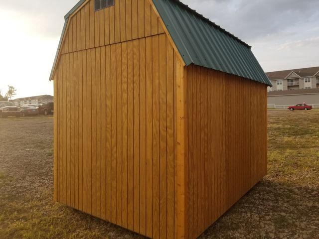 2020 Old Hickory 8x12 Lofted Barn Shed in Dickinson, ND 58601