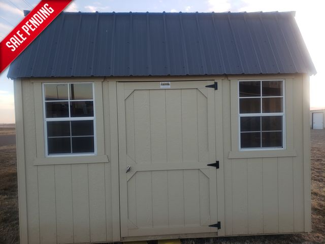 2020 Old Hickory Sheds 8x12 Lofted Side Barn Old Hickory Buildings
