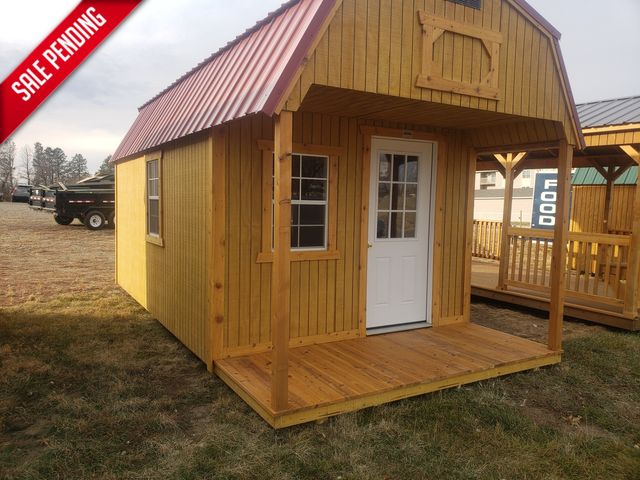 2021 Old Hickory Sheds Lofted Play House 10x20