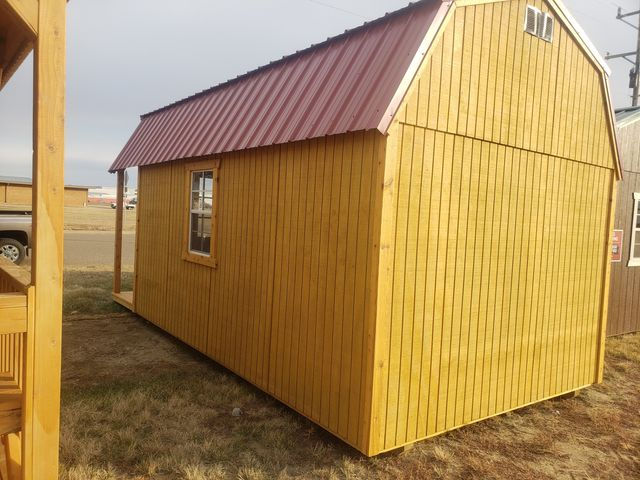 2020 Old Hickory Sheds Lofted Play House 10x20 in Dickinson, ND 58601