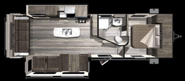 2020 Open Range Ultra Lite 2910RL Mandan, North Dakota 2