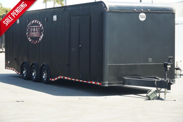 2020 Other WELLSCARGO 8.5X32 BLACKOUT RACE TRAILER $29995 in Keller, TX 76111