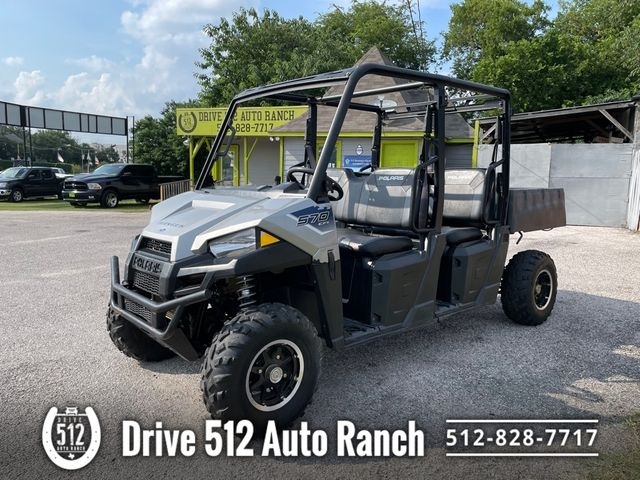 2020 Polaris Ranger Premium Crew in Austin, TX 78745