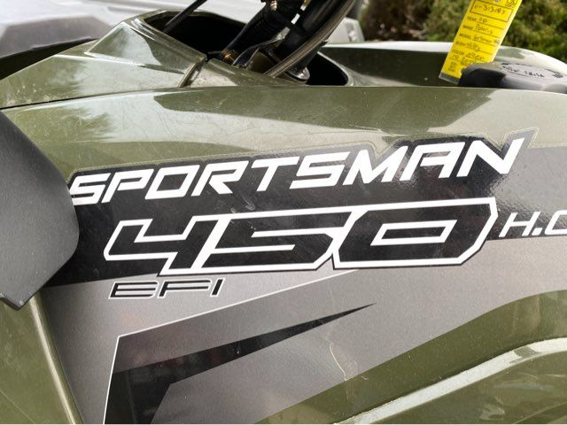 2020 Polaris Sportsman 450 H.O. in McKinney, TX 75070