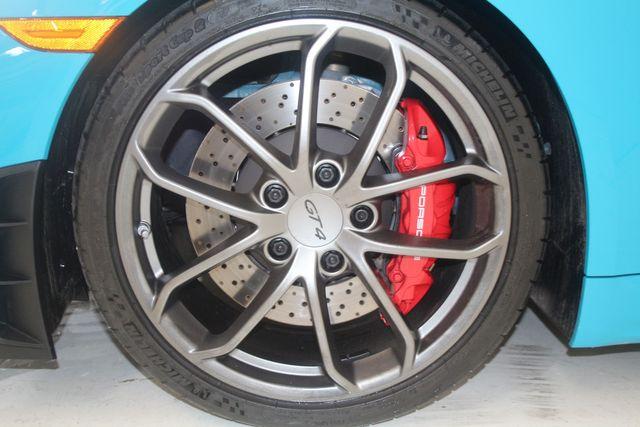 2020 Porsche 718 Cayman GT4 Houston, Texas 10