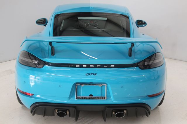 2020 Porsche 718 Cayman GT4 Houston, Texas 14