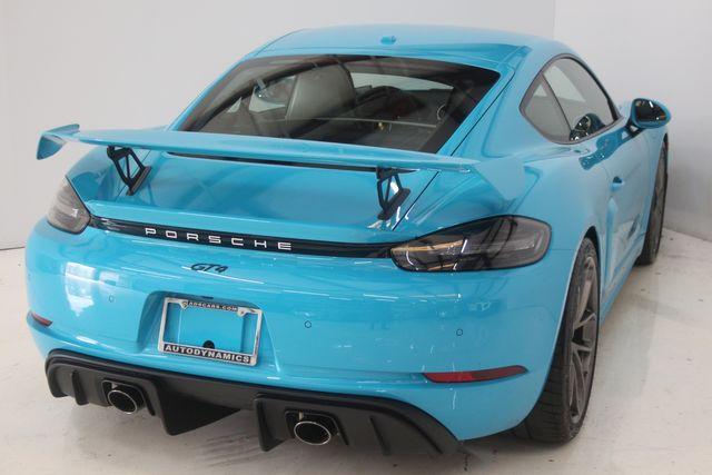 2020 Porsche 718 Cayman GT4 Houston, Texas 15