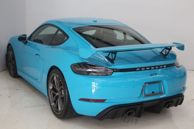 2020 Porsche 718 Cayman GT4 Houston, Texas 17