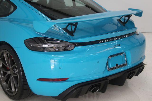 2020 Porsche 718 Cayman GT4 Houston, Texas 19