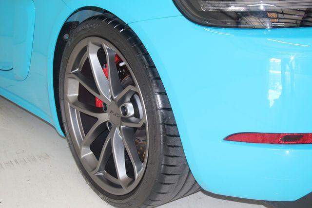 2020 Porsche 718 Cayman GT4 Houston, Texas 27