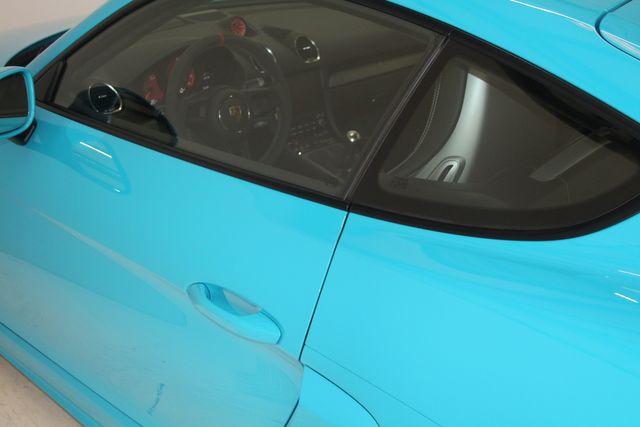 2020 Porsche 718 Cayman GT4 Houston, Texas 28