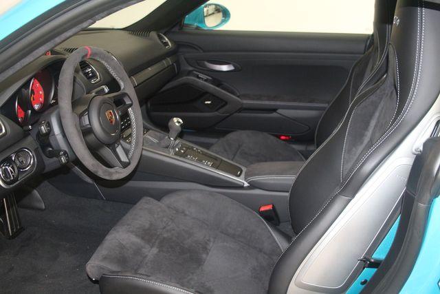 2020 Porsche 718 Cayman GT4 Houston, Texas 29