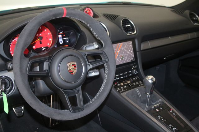 2020 Porsche 718 Cayman GT4 Houston, Texas 38