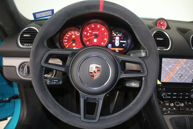 2020 Porsche 718 Cayman GT4 Houston, Texas 39