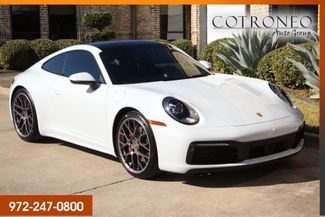 2020 Porsche 911 Coupe Carrera 4S (992) in Addison, TX 75001