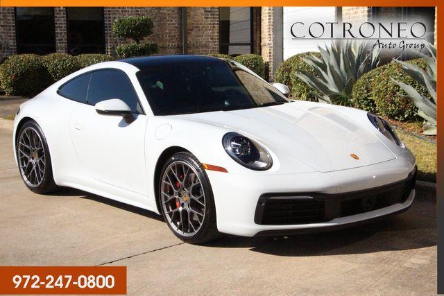 2020 Porsche 911 Coupe Carrera 4S (992)