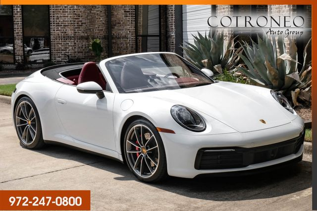 2020 Porsche 911 Carrera 4S 992 Cabriolet