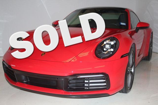 2020 Porsche 911 Carrera Houston, Texas 0