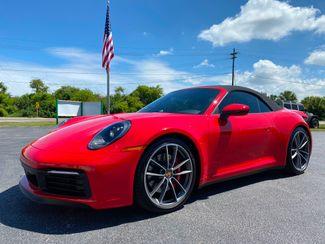2020 Porsche 911 911 CARRERA S SPORT PKG CABRIOLET  Plant City Florida  Bayshore Automotive   in Plant City, Florida