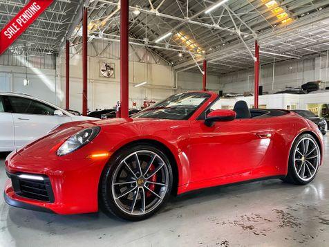2020 Porsche 911 911 CARRERA S SPORT PKG CABRIOLET in Plant City, Florida