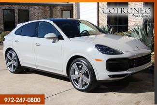 2020 Porsche Cayenne Turbo Coupe in Addison, TX 75001