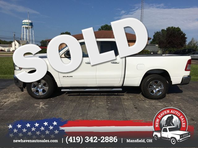 2020 Ram 1500 4X4 Big Horn double cab in Mansfield, OH 44903