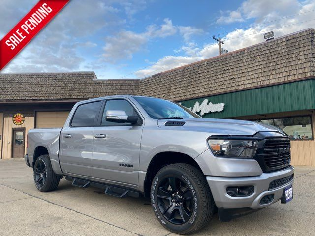 2020 Ram 1500 Big Horn ONLY 2,000 Miles