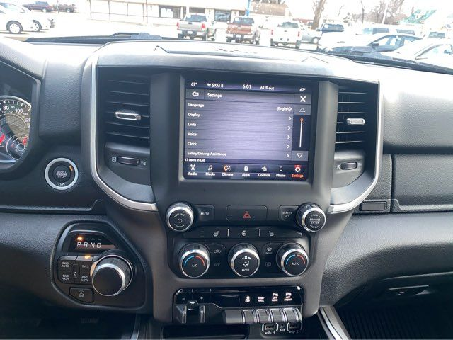 2020 Ram 1500 Big Horn ONLY 2,000 Miles in Dickinson, ND 58601