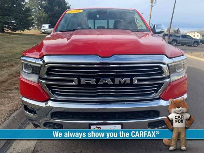 2020 Ram 1500 Laramie  city MT  Bleskin Motor Company   in Great Falls, MT
