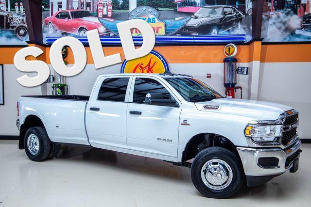 2020 Ram 3500 Tradesman DRW 4x4