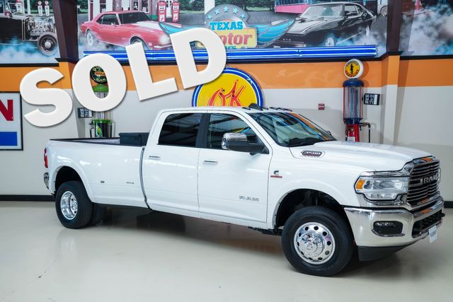 2020 Ram 3500 Laramie DRW 4x4