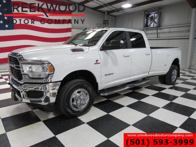 2020 Ram 3500 Dodge Big Horn SLT 4x4 Diesel Dually White 1 Owner CLEAN in Searcy, AR 72143