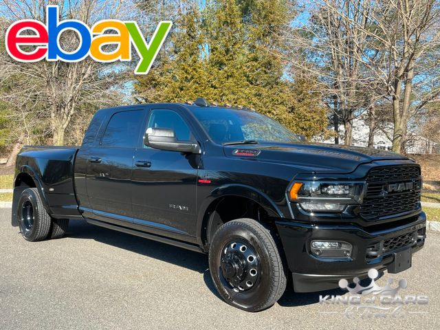 2020 Ram 3500 Drw Mega Cab LIMITED NEW 3K MILES LOADED in Woodbury, New Jersey 08093