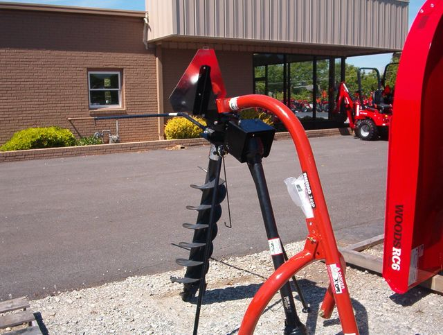 "2021 Rhino Post Hole Digger 240p PHD 9"" Auger"
