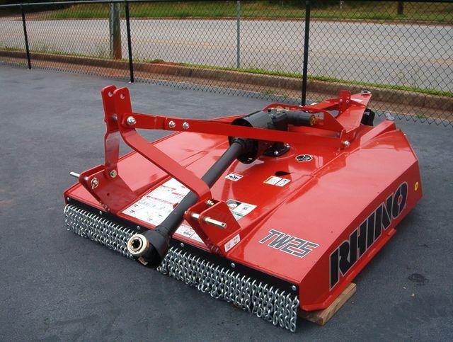 2021 Rhino Rotary Cutter 5Ft TW25