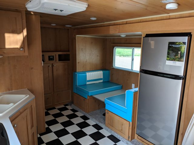 2020 Riverside Rv White Water Retro 193 Mandan, North Dakota 3
