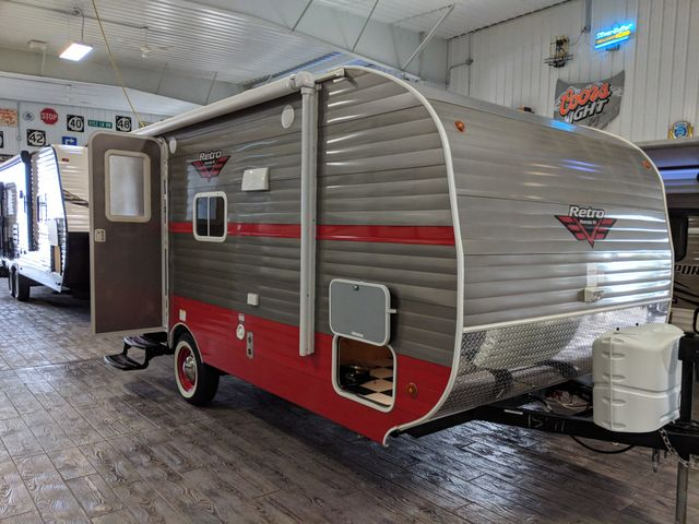 2020 Riverside Rv White Water Retro 169R