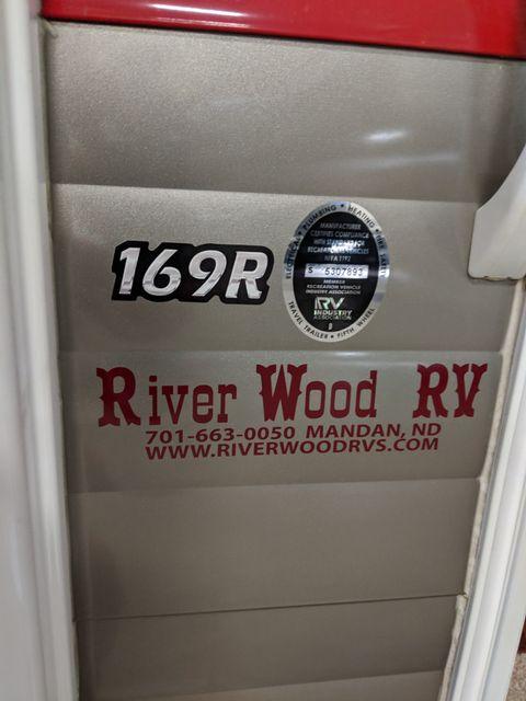2020 Riverside Rv White Water Retro 169R Mandan, North Dakota 3