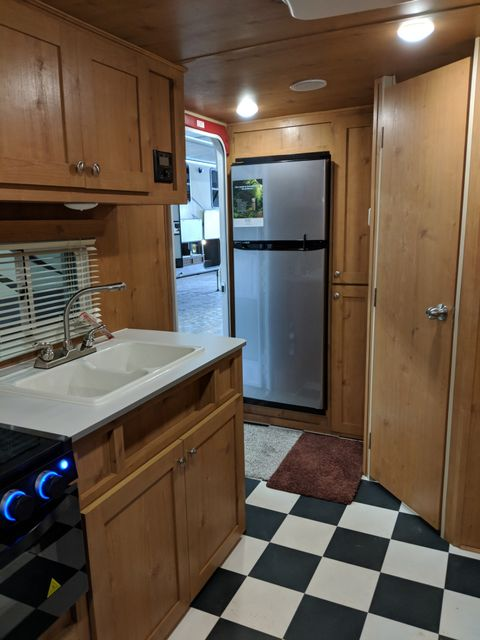 2020 Riverside Rv White Water Retro 169R Mandan, North Dakota 5