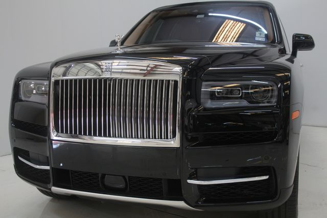 2020 Rolls-Royce Cullinan Houston, Texas 9
