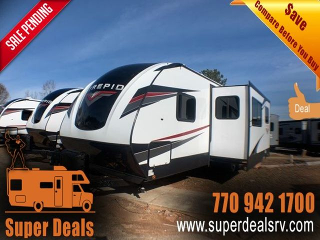 2020 Riverside Rv Intrepid 280QB in Temple, GA 30179