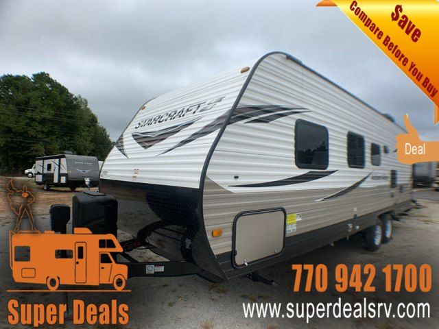 2020 Starcraft Autumn Ridge Outfitter 26BH