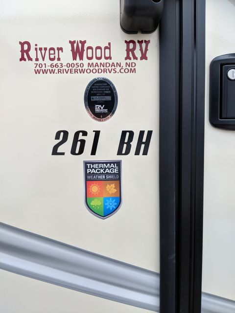 2020 Starcraft Mossy Oak Ultra Lite 261BH Mandan, North Dakota 2