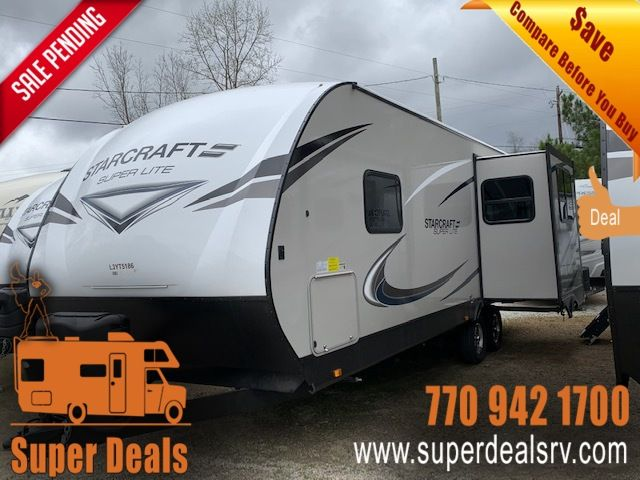 2020 Starcraft Super Lite 242RL in Temple, GA 30179